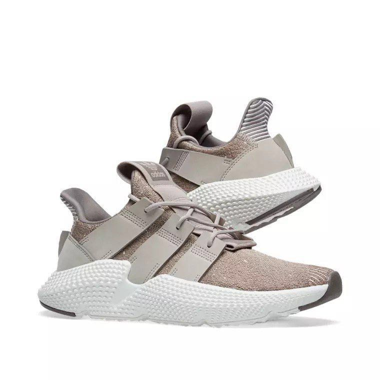 buy popular 886f6 0d058 Addidas Prophere US8 vapour grey and tech earth, Men s Fashion, Footwear,  Sneakers on Carousell