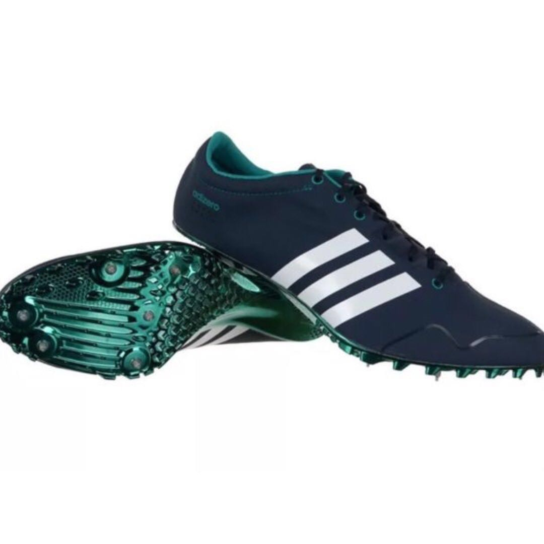 release date: f86ef abbf1 Adidas Adizero Prime SP sprint spikes  spike shoes, Mens Fashion,  Footwear, Others on Carousell