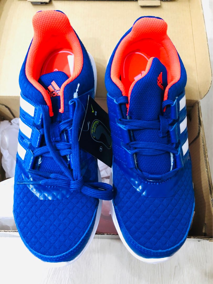 83bc9b8be7 Adidas hyperfast 2.0 kids shoe