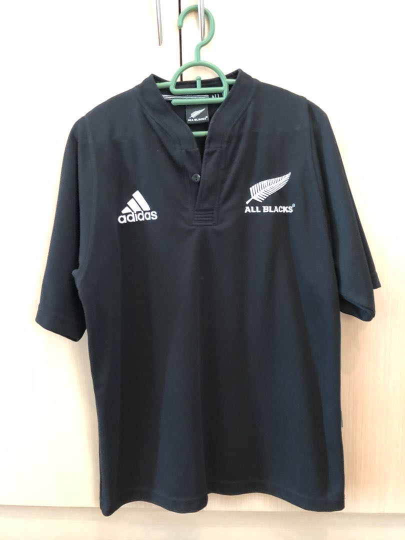 6502e9e85e2 Adidas New Zealand All Blacks Jersey 2003/2005, Sports, Sports ...