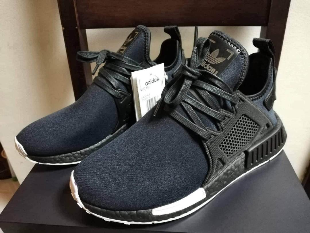 finest selection 2e45d fff85 adidas NMD XR1 Size? Henry Poole exclusive on Carousell