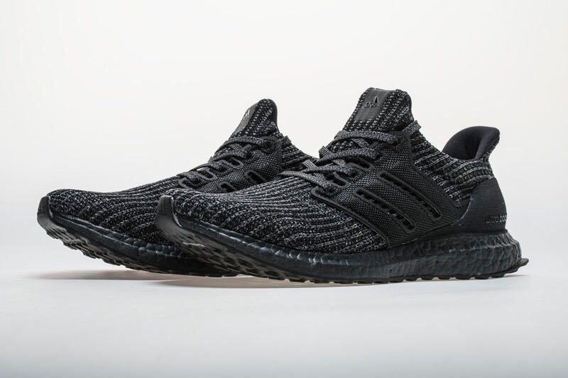 2d48a1bb1 Adidas Ultra Boost 4.0 Triple Black