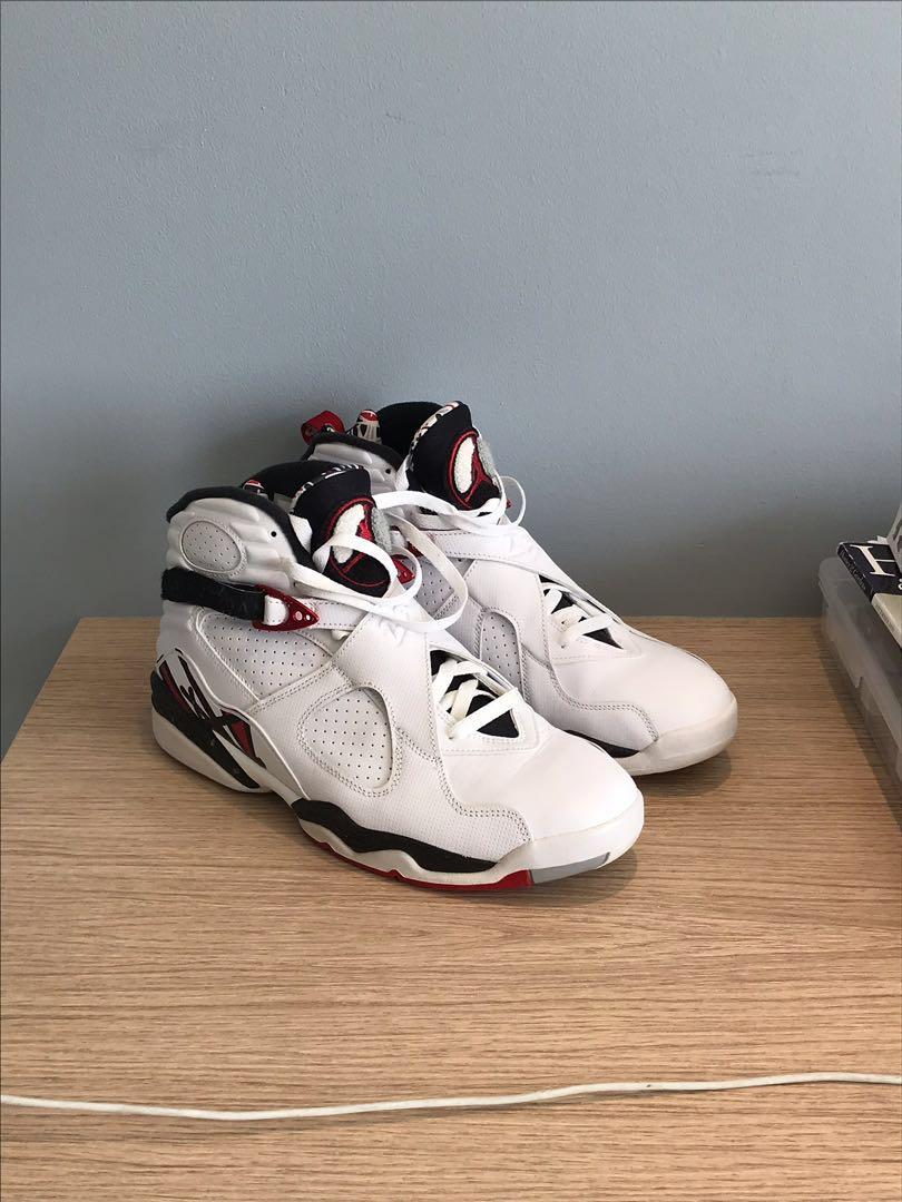"43ed3bf7ec5 Air Jordan 8 retro ""Alternative"", Men's Fashion, Footwear, Sneakers ..."