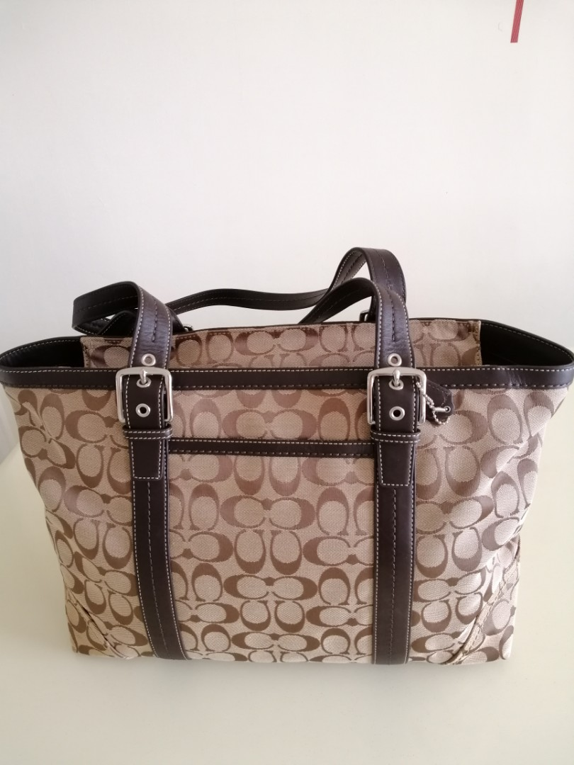 0f0d410378 Authentic Coach Handbag bought from USA