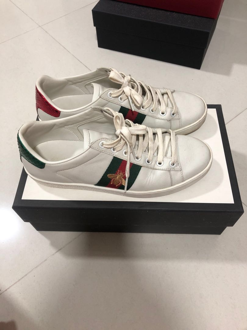 25beac573e4b0 Authentic Gucci sneakers