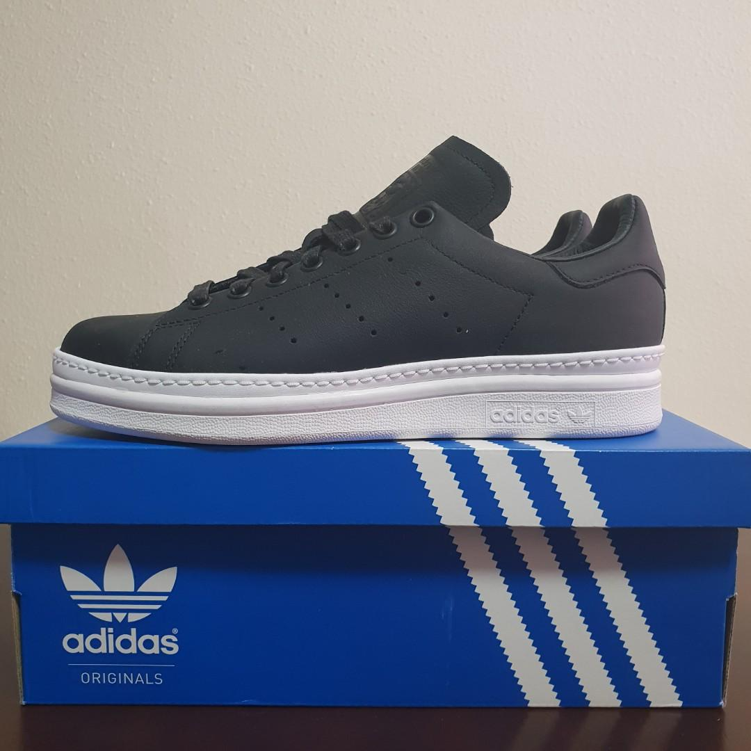 reputable site 2b289 ca1af BNWT Adidas Stan Smith New Bold sneakers, Women's Fashion ...