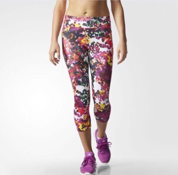 1d92b6df4 BNWT Adidas Women s Supernova 3 4 Tights