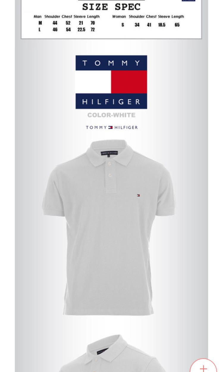 b5773f78 BNWT Tommy Hilfiger Polo, Women's Fashion, Clothes, Tops on Carousell