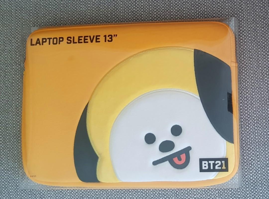 promo code 8c219 f6e12 BT21 Chimmy laptop sleeve 13