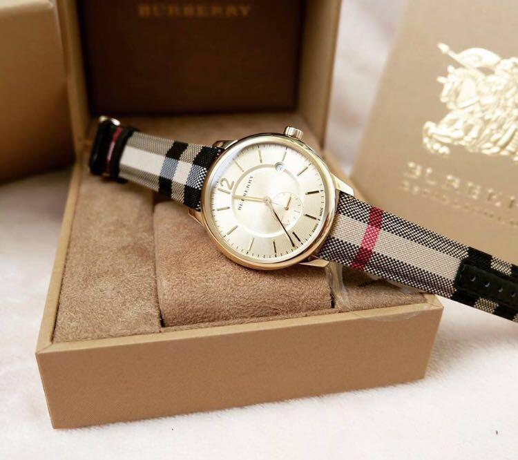 Burberry Watch BU10001, Men's Fashion, Watches on Carousell
