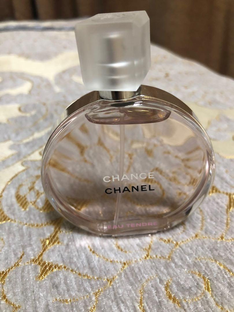 Chanel Chance Perfume Health Beauty Perfumes Deodorants On