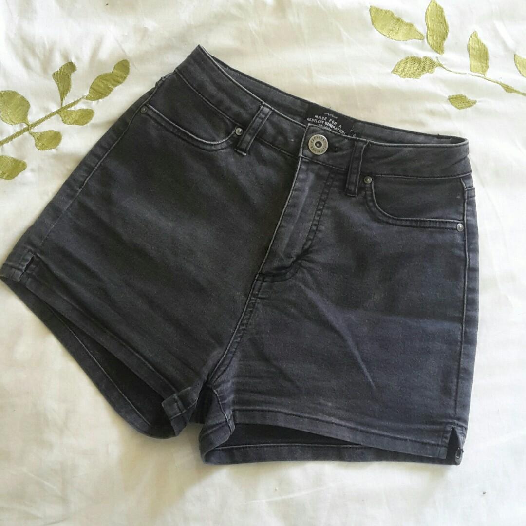 Factorie denimn shorts #SwapNZ