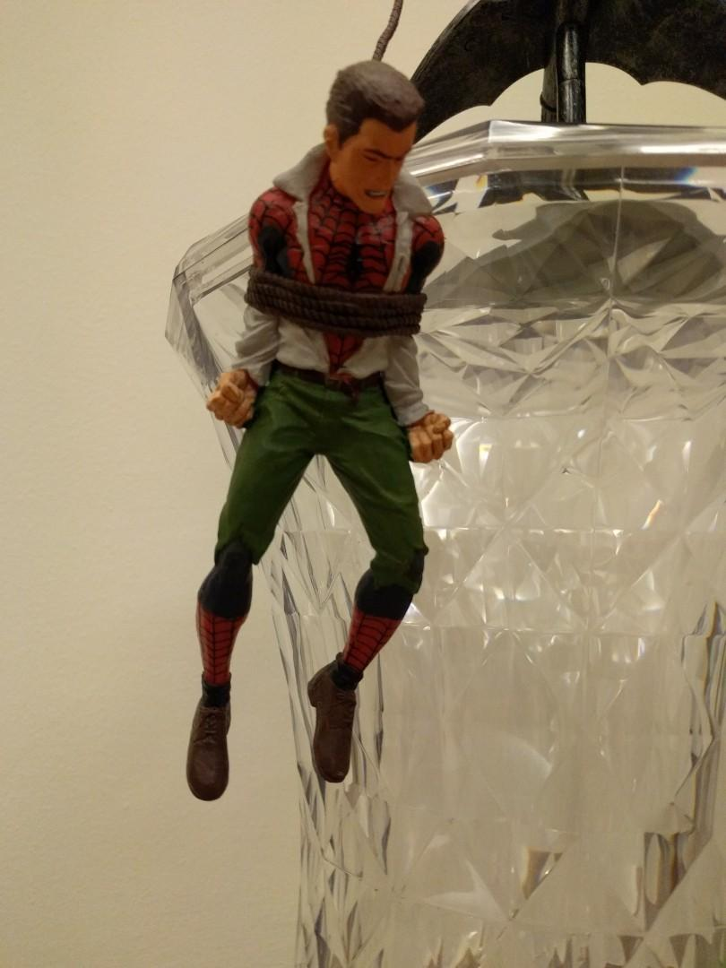 Green Goblin Peter Parker