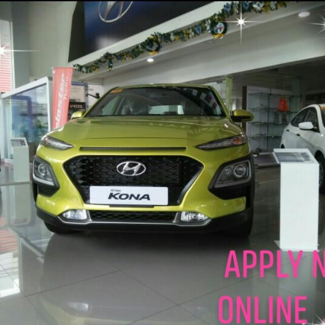 Hyundai KONA extended family Promo's start 38K 38K 38K 3OK apply Now hurry limited unit only /O956-7292251
