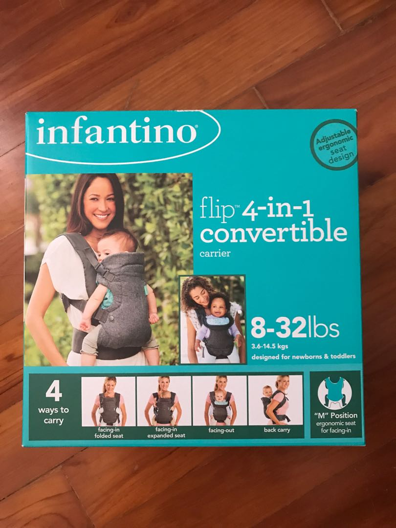 001d7c57364 Infantino baby carrier