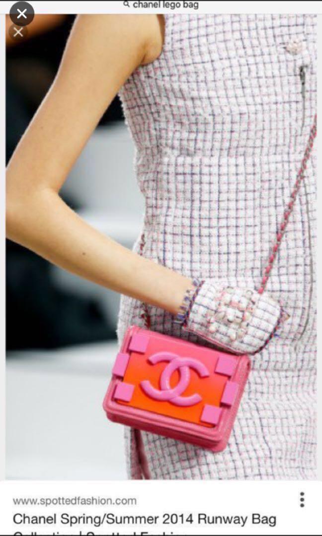 4fe2f5af87e1 🔥罕🔥Limited Edition Chanel Boy Brick Mini Flap Bag