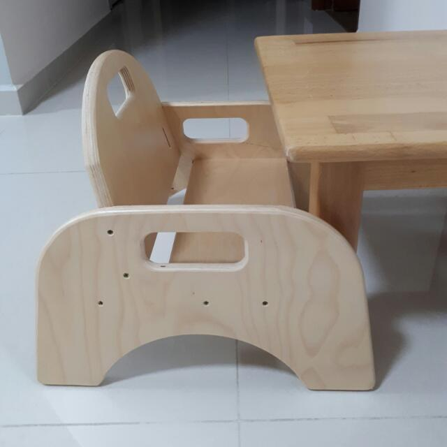 Montessori Weaning Chair Furniture Tables Chairs On Carousell