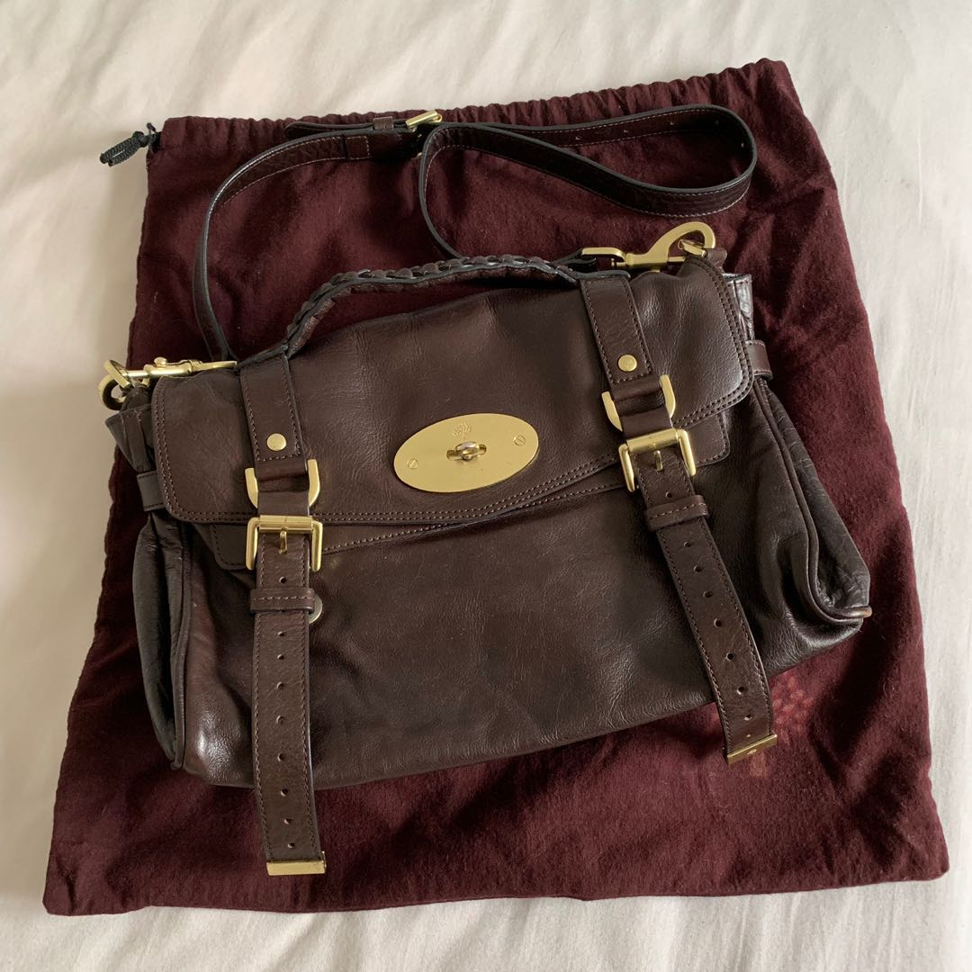 ec5438cd71 Mulberry Alexa Bag