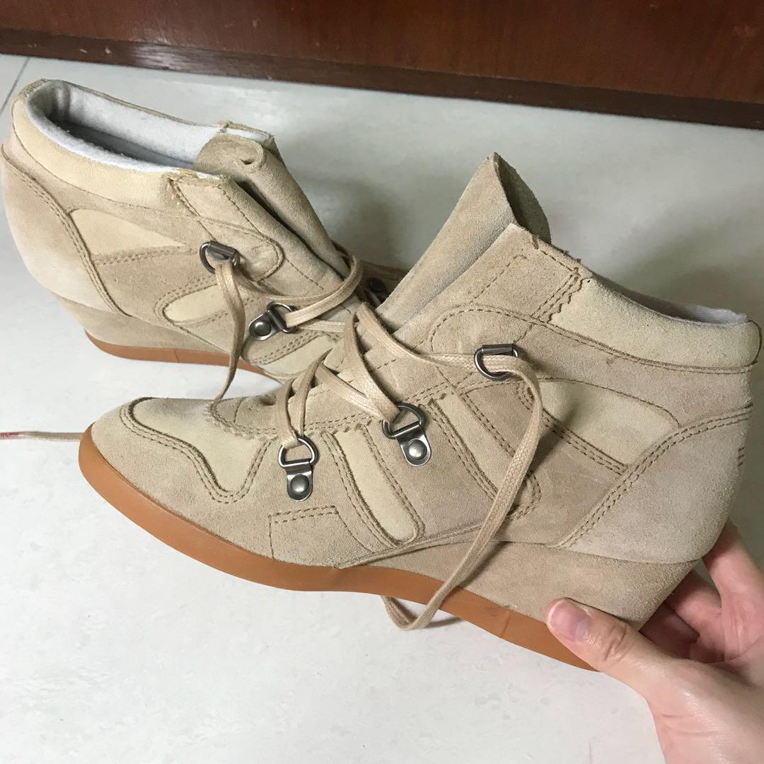 48057c63be2e3 [NEW] Esprit Suede Boots