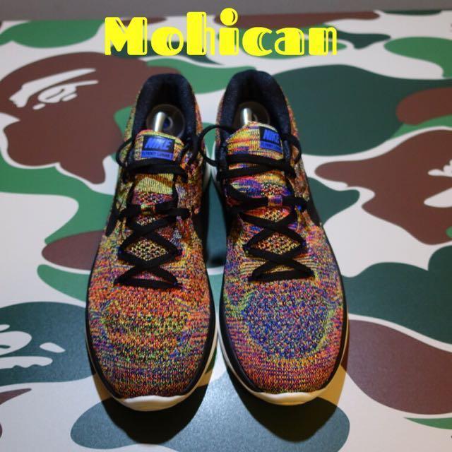 13833ce5bcd4 Nike Flyknit Lunar 3 Multicolor US 9.5