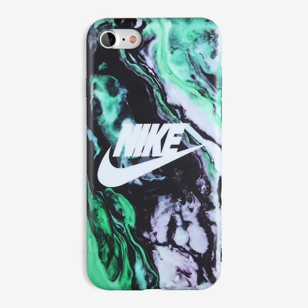 official photos cd781 b492a Nike marble IMD soft case Iphone 5 5s se 6 6 Plus 7 8 x