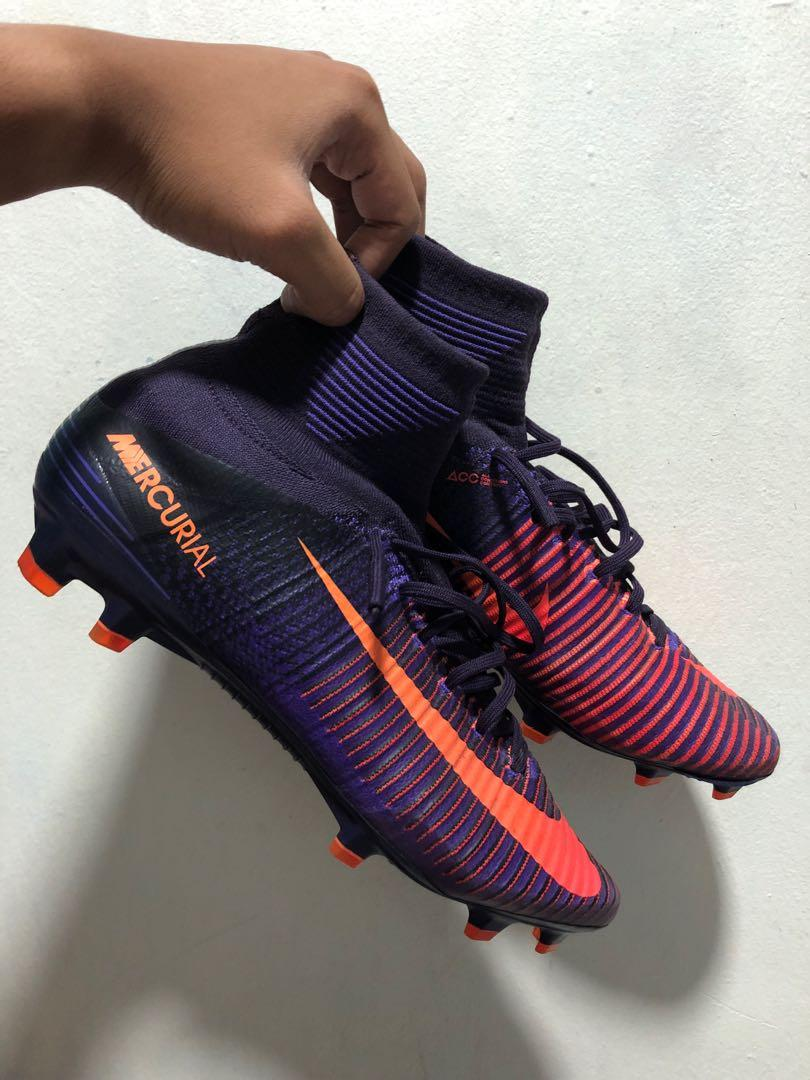 lowest price 45ea8 cc7c7 Nike Mercurial Superfly V, Men's Fashion, Footwear, Boots on ...