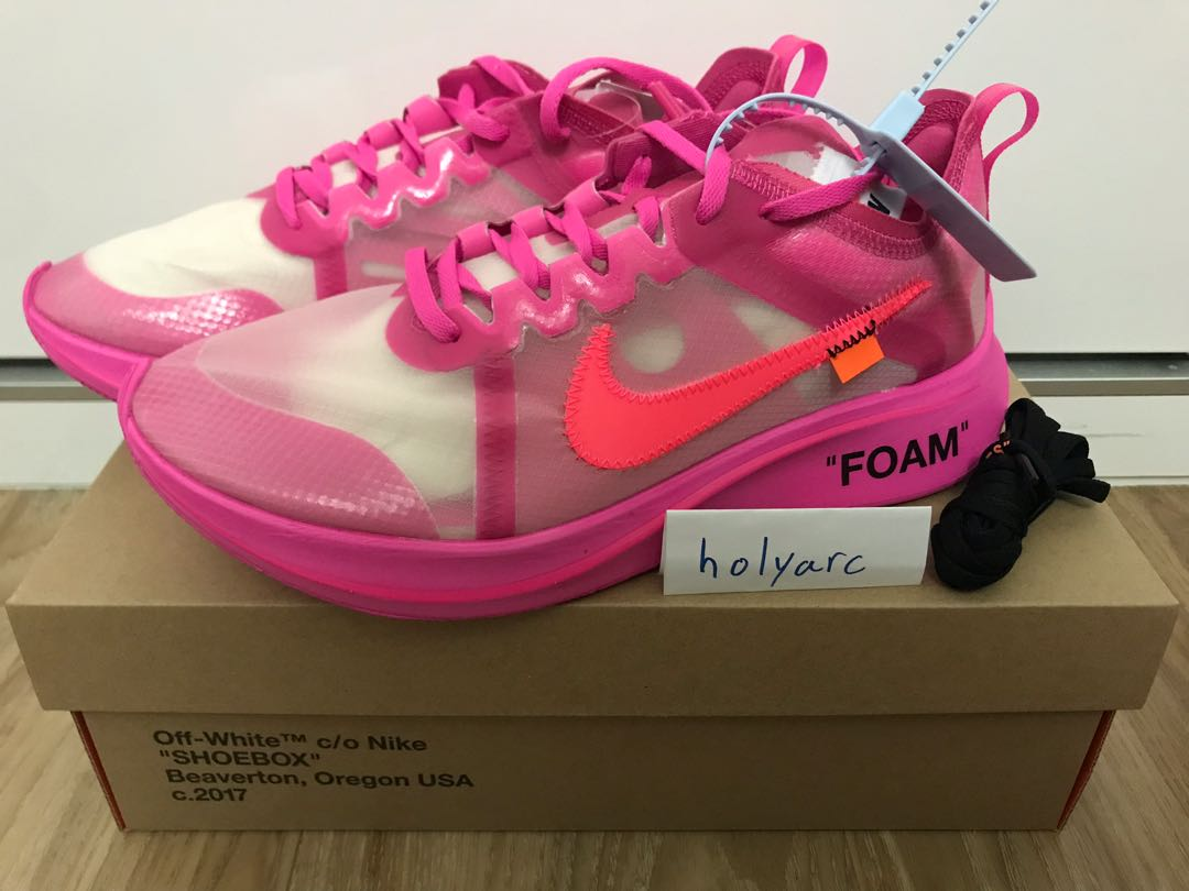 29cc1546a29ff Nike x off white zoom fly
