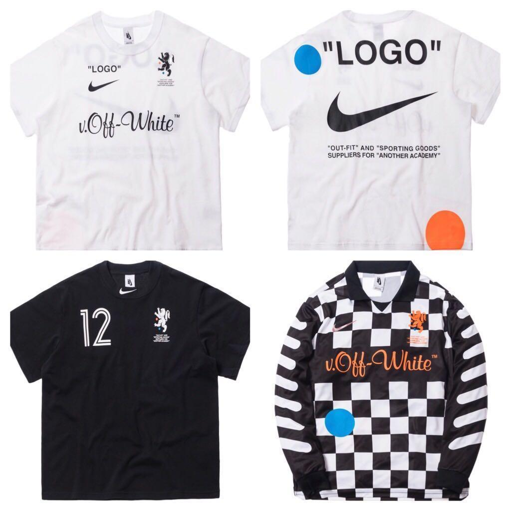 official store high fashion store Nikelab x OFF-WHITE Mercurial NRG, Men's Fashion, Clothes ...