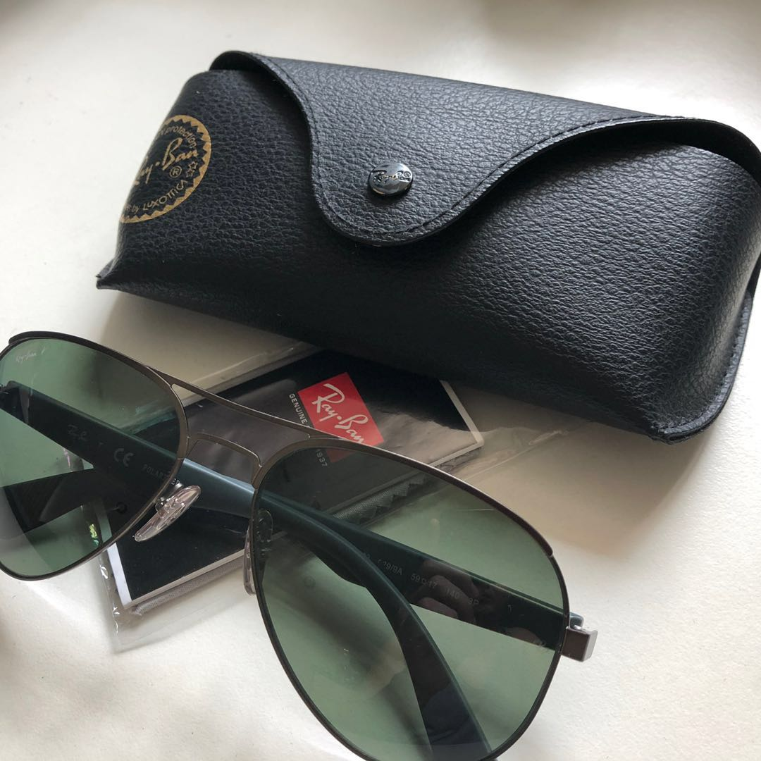 779eedeb27 Original Rayban Sunglasses polarized RB3523