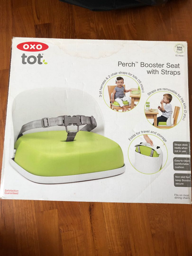 846eb9f71041 Oxo Perch Booster Seat with Straps, Babies & Kids, Nursing & Feeding ...