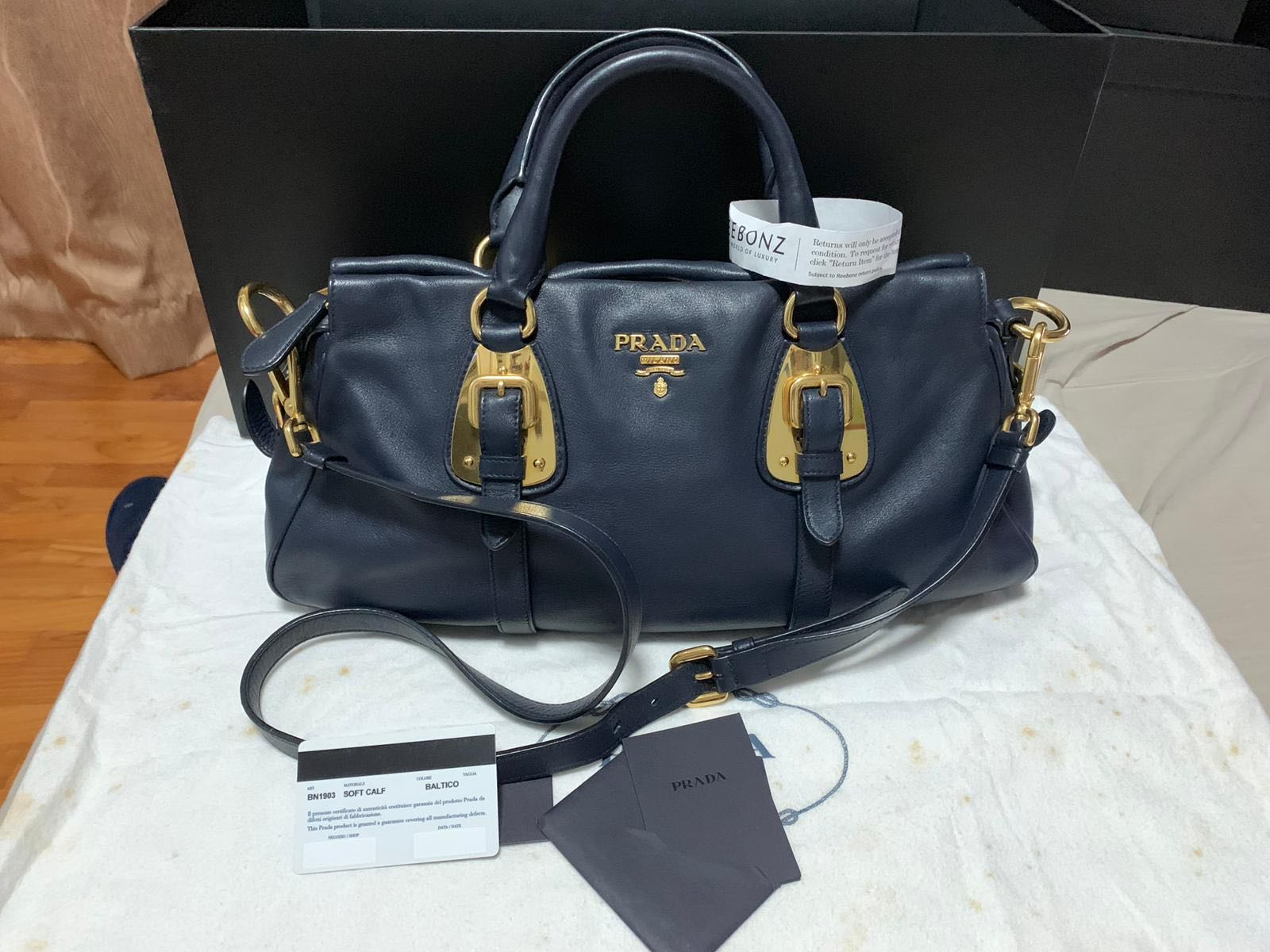 329898d73731 ... best prada bn1903 luxury bags wallets sling bags on carousell e4160  39fea