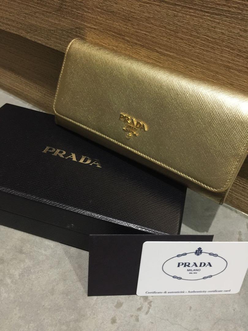 1fccac2d639766 ... spain prada ladies long wallet purse womens fashion bags wallets  wallets on carousell 3be7d f8b2e