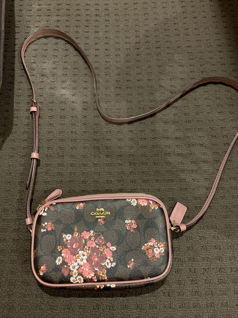 PRELOVED COACH MINI SLING