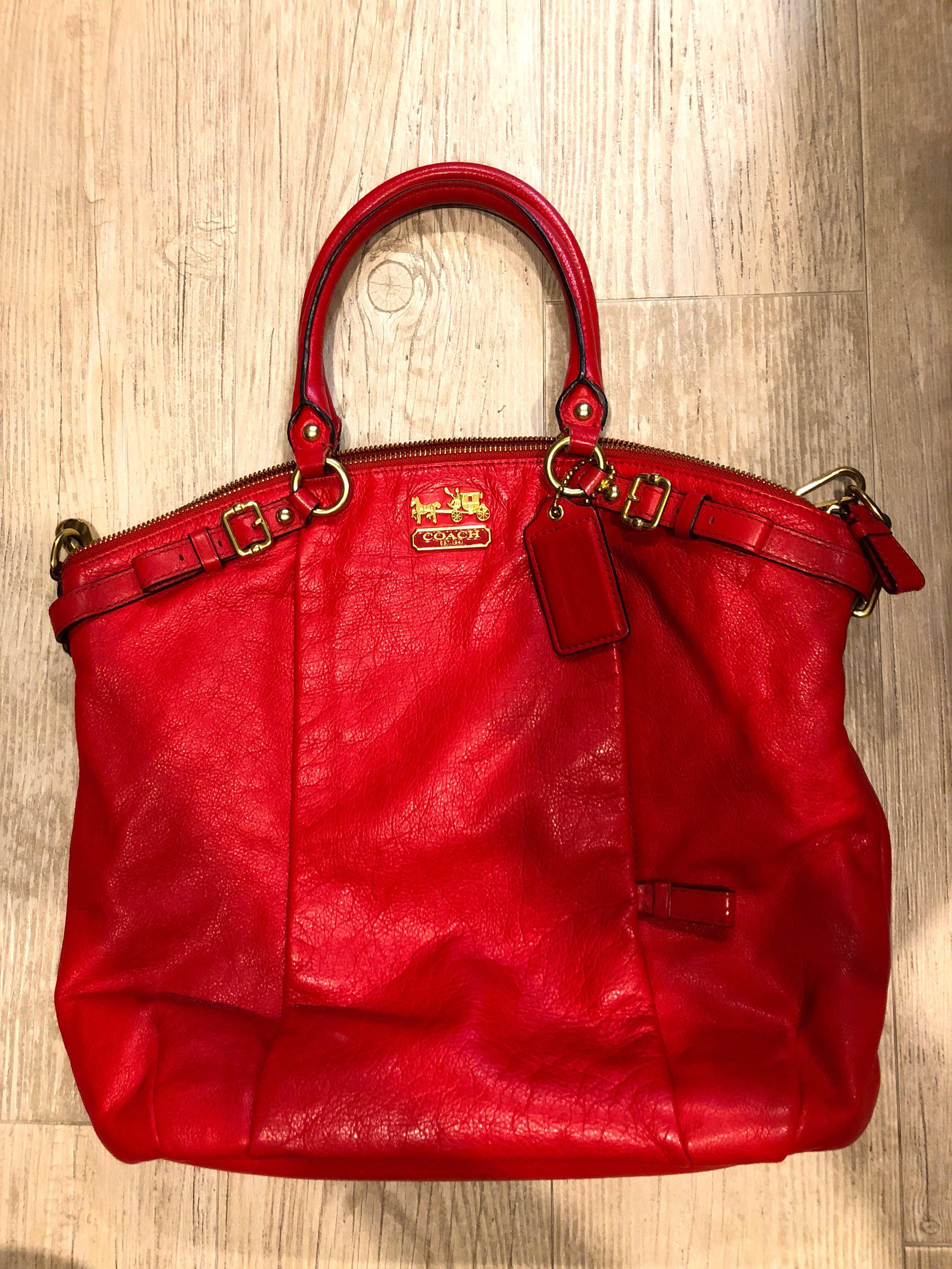 2d95b00de1e3 ... discount code for pre loved coach tote bag with side sling luxury bags  wallets handbags on