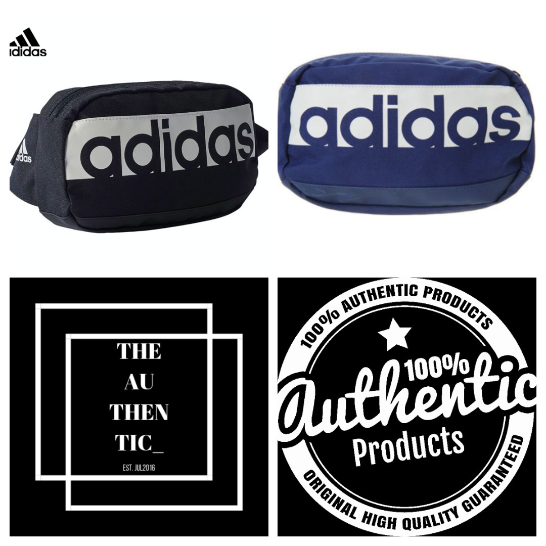 1f18554a9b PROMO  Authentic Adidas Linear Performance Waist Bag S99983   DM7654 ...