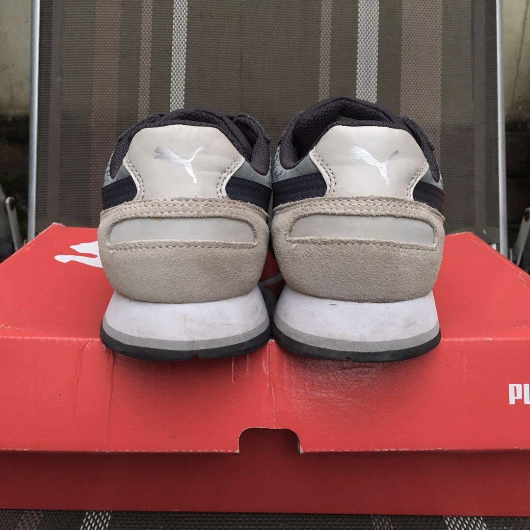 Puma ST Runner FR Periscope - Glacier Gray (Original 100%)