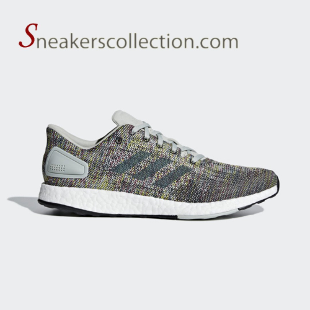 21d92be03358 Pureboost DPR Shoes - Ash Silver