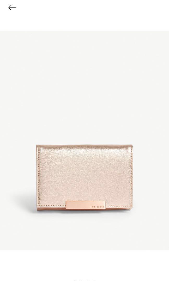 dd6fa88e0305 RTP  73 Ted Baker Rose gold mini purse