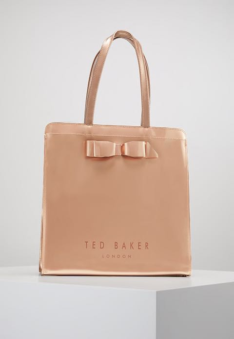 77df3612f9d7 Ted Baker London ALMACON bow detail large icon bag