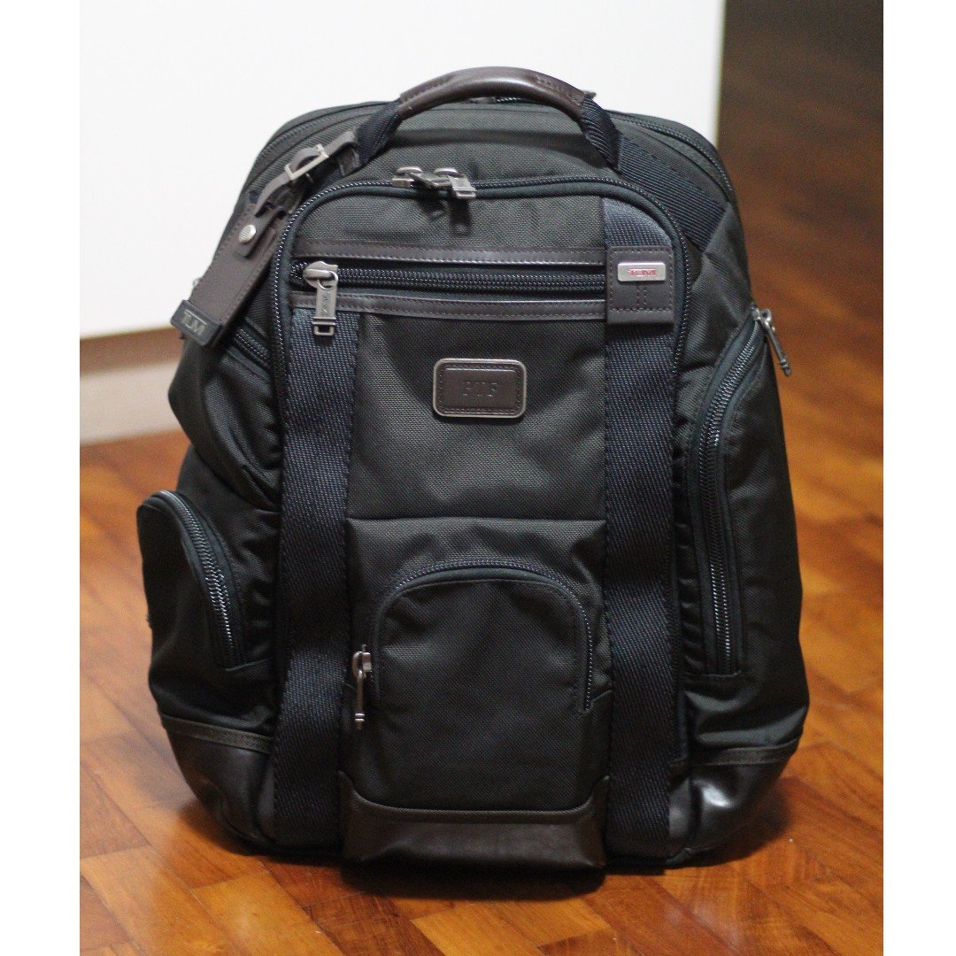 078f528ec Tumi 222389HK2 Alpha Bravo Shaw Deluxe Brief, Men's Fashion, Bags &  Wallets, Backpacks on Carousell