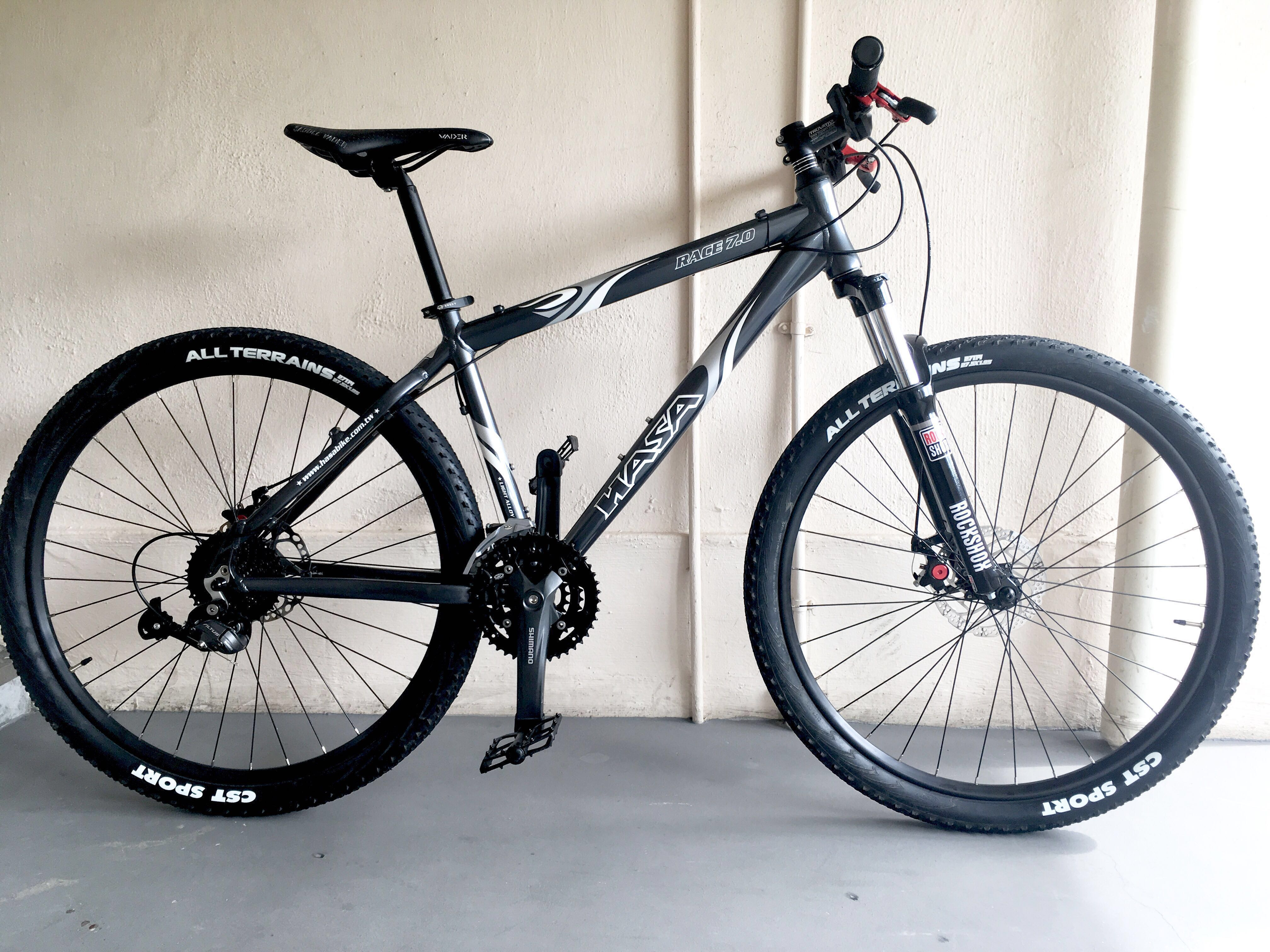 Used Bicycle Parts Or Full Bike Hasa 27 5 Bicycles Pmds