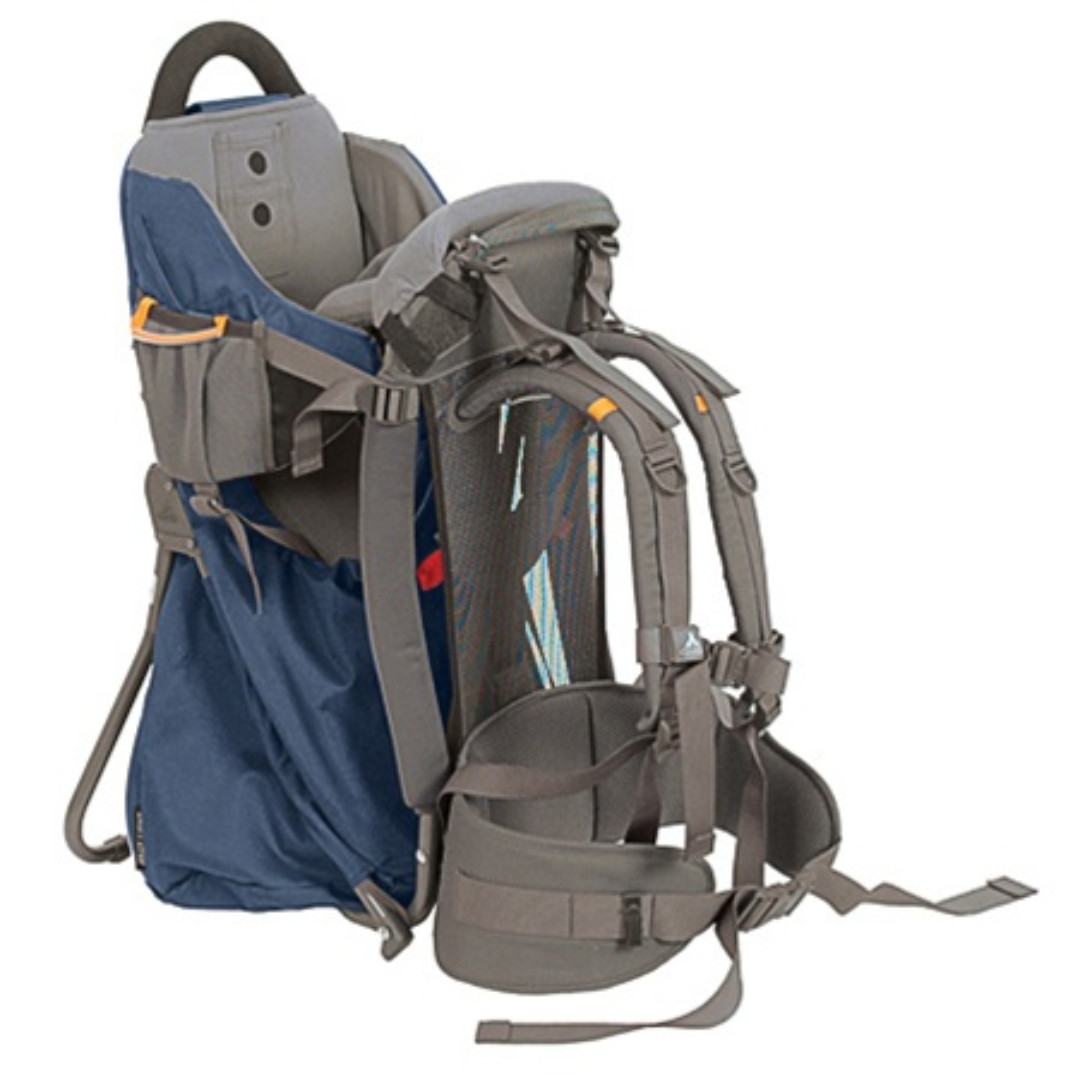 86bfa1c76e7 Vaude Jolly Light Child Carrier with Backpack and Canopy