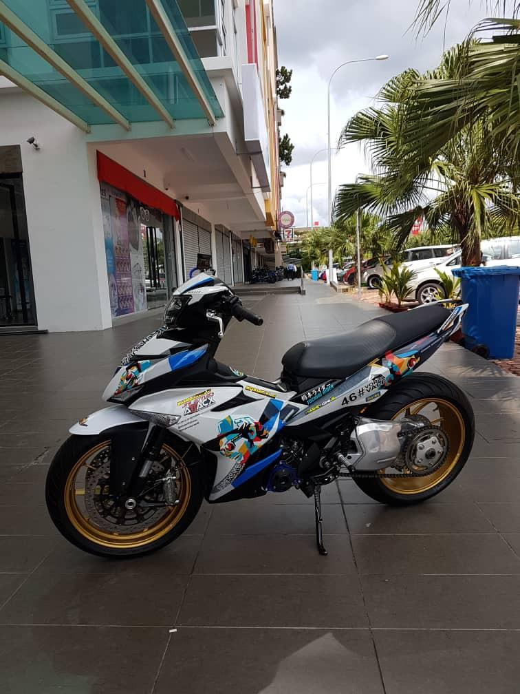 Wanted to join Singapore Exciter club, Motorbikes, Motorbike