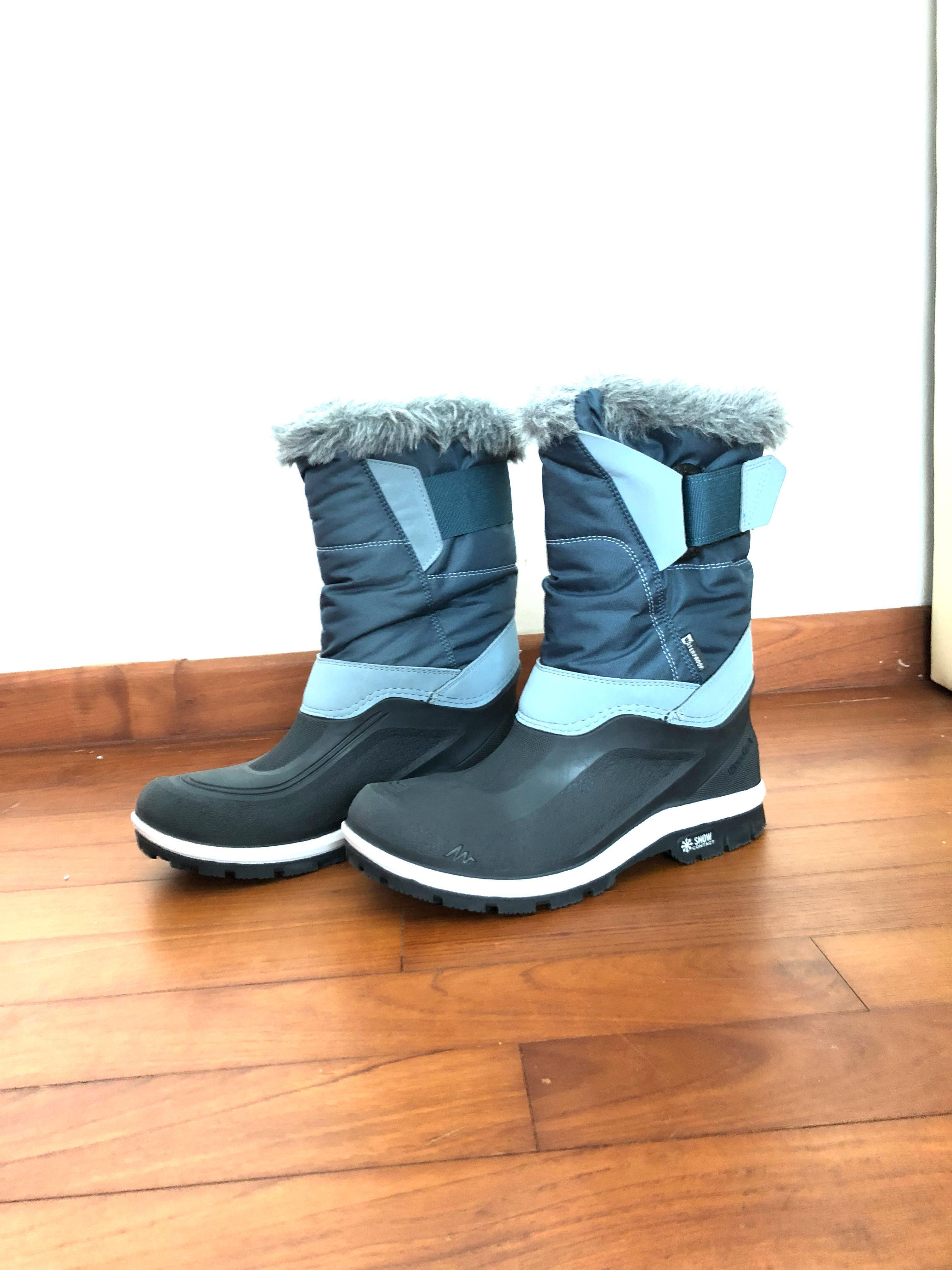 7101c5a00 Winter Snow Boots from Decathlon