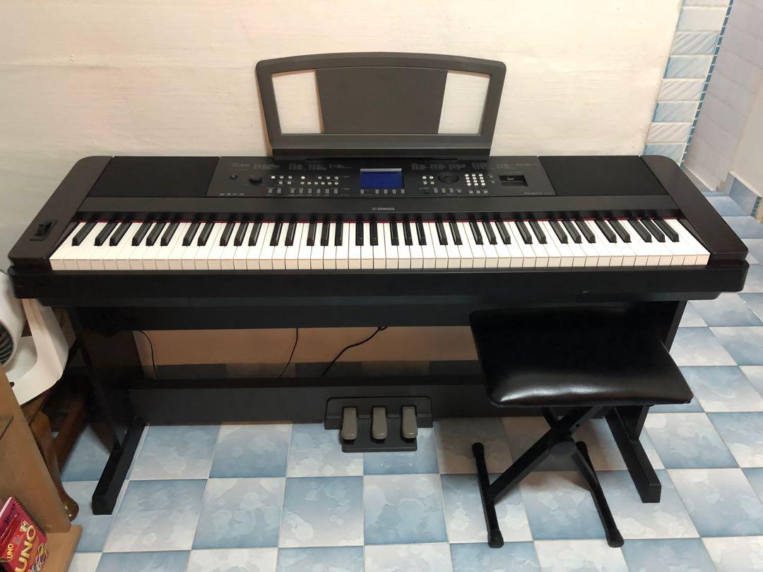 Stand Yamaha Dgx - Querciacb