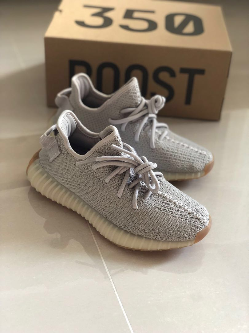 new concept 35be9 fba2a Yeezy Boost 350 Sesame, Men's Fashion, Footwear, Sneakers on ...
