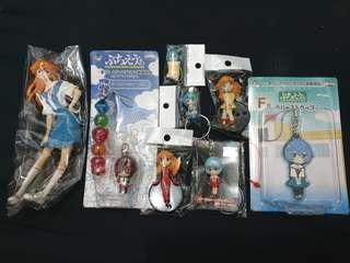 Evangelion Toys Bundle Sale
