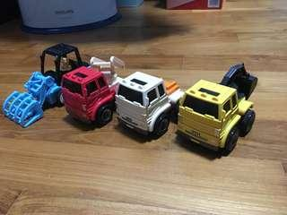 Assorted toy car