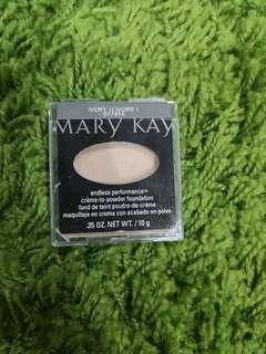 Preloved Marykay cream to powder foundation ivory 1