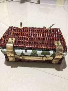 Picnic Basket or Gift Basket